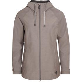 Elkline Singingintherain Jacket Women grey